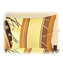Povlak na polštář krep 70x90cm-zip (R1153)