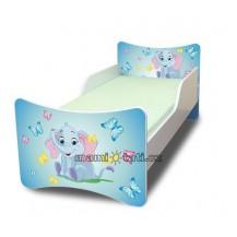 Dětská postel Sloník Dovoz EU