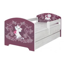 Dětská postel Disney s šuplíkem - MARIE