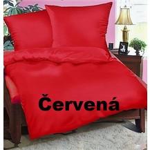Bavlněný povlak na polštářek 35x45cm  červené