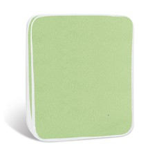 Prostěradlo mikroflanel 90x200cm světle zelené