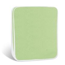 Prostěradlo mikroflanel 180x200cm světle zelené