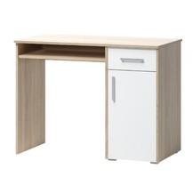 Psací stůl Fatra 15 1d1s dub sonoma/bílá