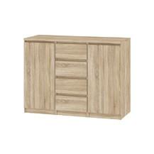 Komoda Simplicity 077 oak