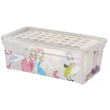 BOX s víkem - S - PANENKY (03003-B22)