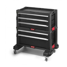 KETER skříňka na nářadí - 5 zásuvek / BLACK