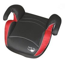 Autosedačka - Podsedák 15-36kg - černá/červená