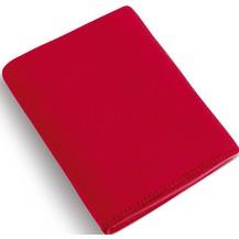 Pléd Polar Fleece 130x170 cm červená