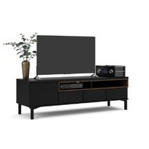 TV stolek Atrei 179 černá/ořech