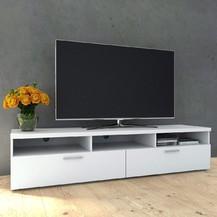 TV stolek Devon 179 bílý