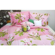 Bavlněný povlak 70x90cm růžové (511)