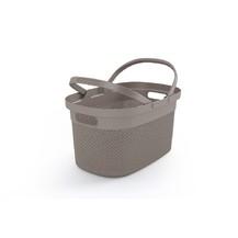 FILO nákupní košík - hnědošedý