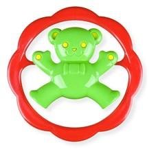 Chrastítko kruh medvěd, zajíc 2 druhy