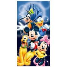 Osuška Mickey a přátelé skladem poslední kus