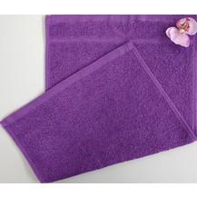 Dětský ručník froté 30x50 cm fialový