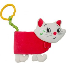 Hencz Toys Roztomilá knížka - Kočička
