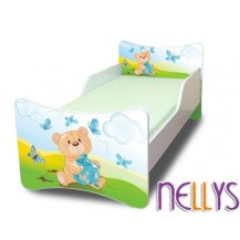 Dětská postel Míša Dáreček New NELLYS