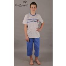 Pánské pyžamo kapri Exclusive