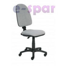 Kancelářská židle ECO 8 Atyp hnědá - Klasická kolečka