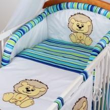 Luxusní povlečení Baby Dreams - SAFARI - LEV Baby Dreams