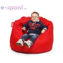 Sedací vak Chair scarlet rose