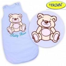 Spací vak Medvídek TEDDY - sv. modrý vel. 2 TERJAN
