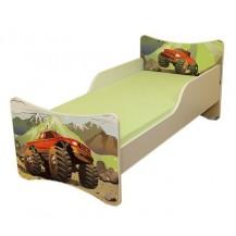 Dětská postel Auto Dovoz EU