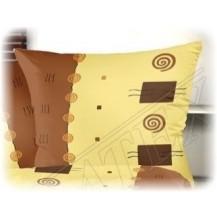 Povlak na polštářek krep 40x40cm-zip (R3014)