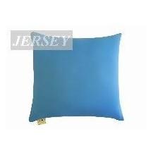 Polštářek Mazlík jersey 40x40 cm (č.22-stř.modrá) Veratex