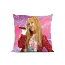 Polštářek Hannah Montana 40x40 cm Veratex