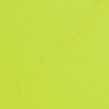 Bavlněné prostěradlo dvoulůžko 220x240 cm (žlutozelená)