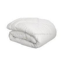 Prošívaná přikrývka (deka) prodloužená (135x220 ) bílá