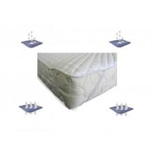 Matracový chránič voděodolný 70x140 (bílá)
