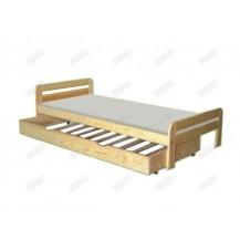 Úložný prostor k posteli (borovice)