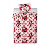 Bavlněné povlečení Minnie Mouse 140x200 Veratex