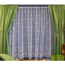 Záclona Krajka výška 170 cm (bílá)