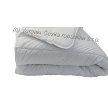 Přikrývka mikro (deka) 900g (140x200 cm) bílá Veratex