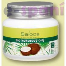Bio kokosový olej 250ml Saloos