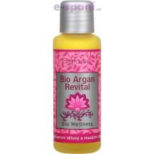Bio Argan Revital - exkluzivní tělový a masážní BIO WELLNESS 125ml Saloos