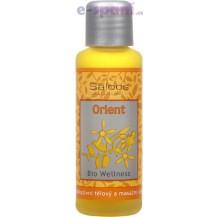 Orient - exkluzivní tělový a masážní olej BIO WELLNESS 250ml Saloos