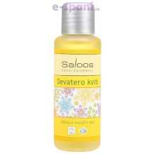 Devatero kvítí - masážní olej 50ml