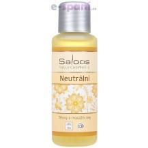 Neutrální - masážní olej 125ml