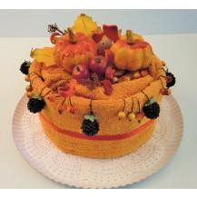 Textilní dort 1-J jednopatrový