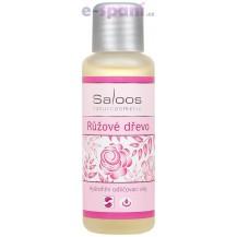 Hydrofilní odličovací olej Růžové dřevo 500ml Saloos