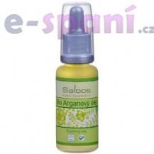 Arganový olej Bio - rostlinný olej lisovaný za studena 125ml Saloos