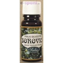 Esenciální olej Borovice 20 ml