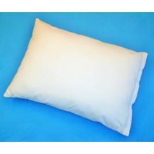 Polštář Klasik  (45x64 zip) bílý. 60°C Možnost doplnění náplně.