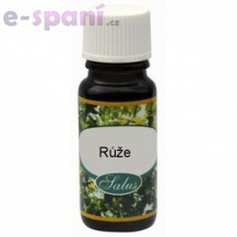 Esenciální olej Růže 1 ml Saloos