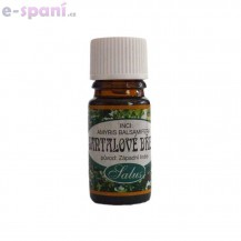 Esenciální olej Santalové dřevo 10 ml Saloos