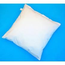 Polštář Klasik 90°C (40x40cm) bílý.